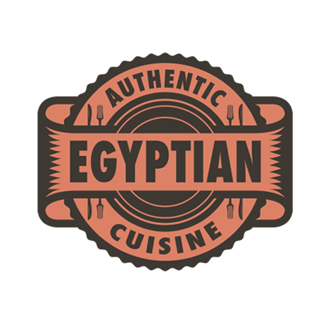 Authentic Egyptian Cuisine Badge