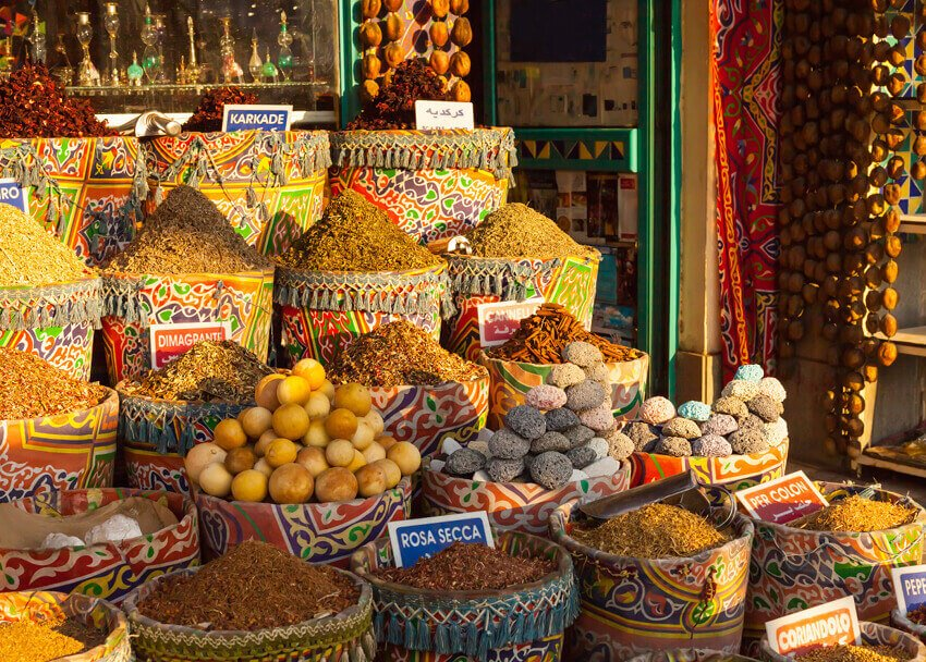 Egyptian Food Spices