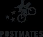 Postmates Logo - Now Delivering