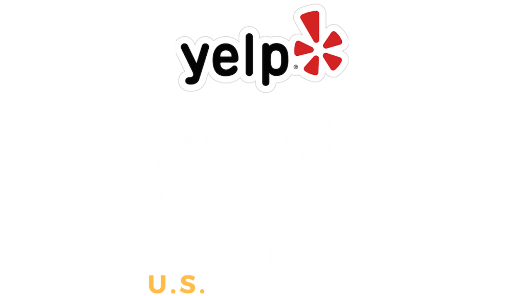 Yelp's Top 100 Places to Eat in the U.S. 2019