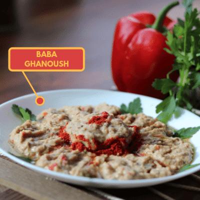 Charred Baba Ghanoush