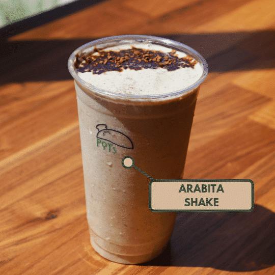 Arabita Tahini Shake