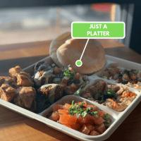 Just a platter
