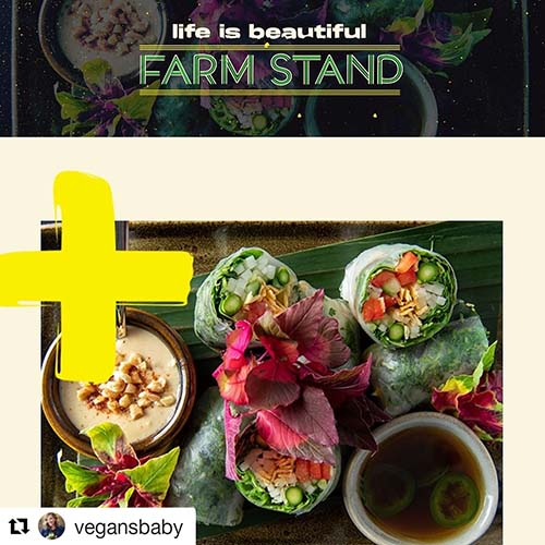 Life is Beautiful 2019 Farm Stand